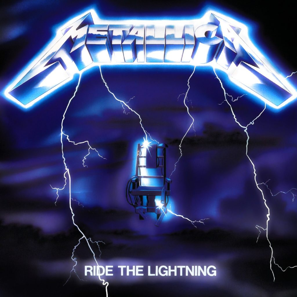 Ride the Lightning - Metalica
