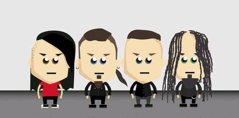 Finlandeses de Post Pulse lanzan video inspirado en South Park