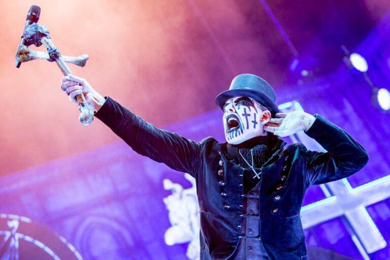 ¡King Diamond comparte DVD Songs for the Dead LIVE en YouTube! (+ video)