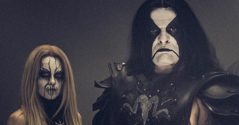 Abbath anuncia disco y regreso de bajista Mia Wallace
